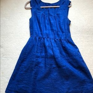 J Crew | Royal Blue Dress